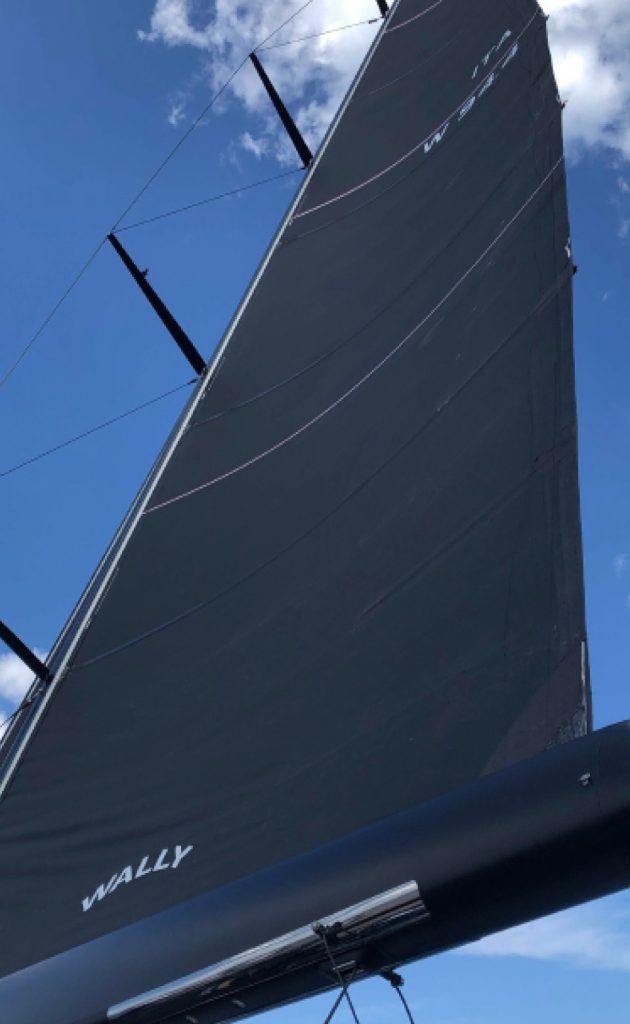 One sails membrane Grand Prix